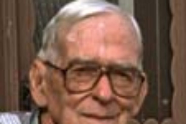 Walter Haas in 2000