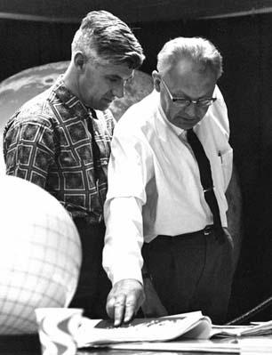 Ewen Whitaker and Gerard Kuiper