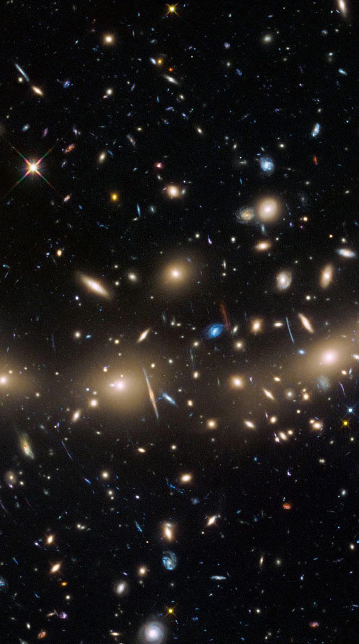 The galaxy cluster MACSJ0416.1–2403