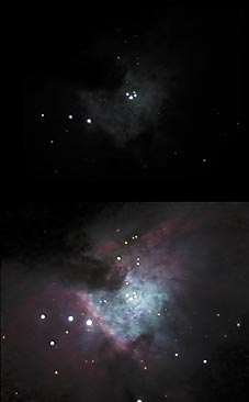 Stacking images captured from your digital, astrophotography camera.