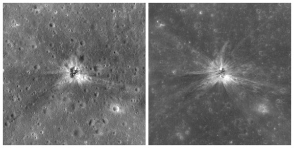 Booster Impact Site