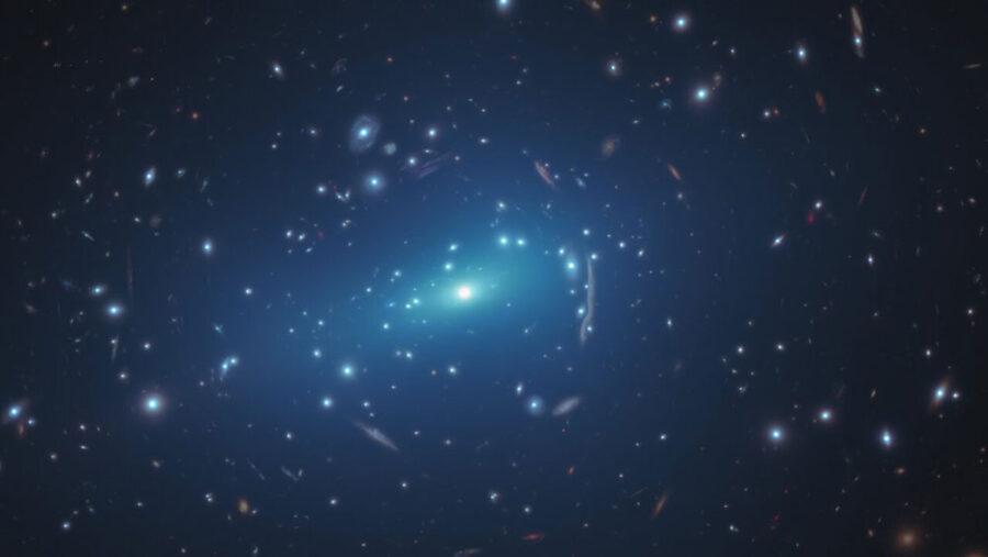 Dark matter subhalos