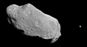 Asteroid 243 Ida.NASA/JPL