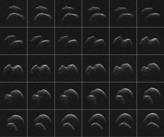 near-Earth asteroid 2014 JO25