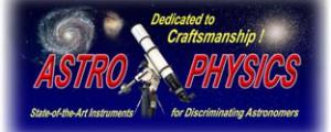 Astro-Physics astronomy equipment
