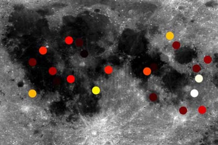 Lunar flashes seen by NELIOTA project