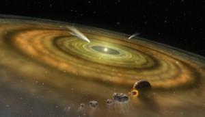 Beta Pictoris exoplanet system