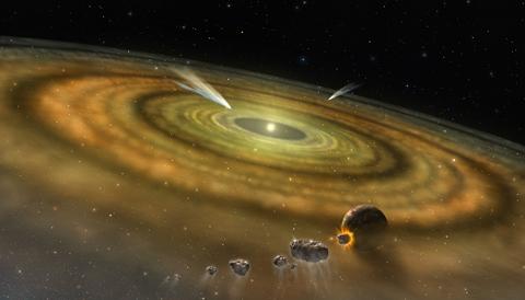Two Exocomet Populations Around Beta Pictoris Sky