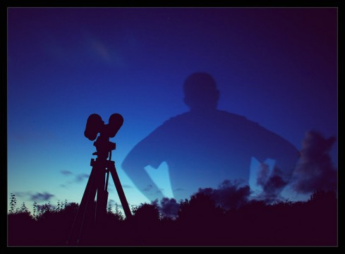 Binocular observing