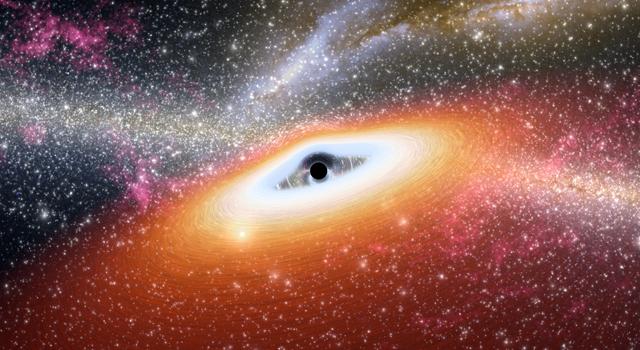 How is Time Changed Inside a Black Hole? - Sky & Telescope
