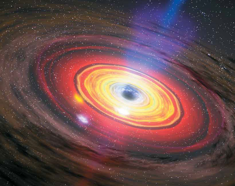 Free Article: How Black Holes Helped Create the Universe by Christopher Wanjek
