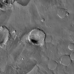 43.5 mile (70 kilometer) wide Capen Crater.
