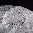 Ceres from orbit
