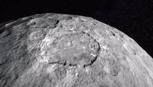Ceres from orbit