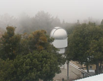 CHARA telescope dome