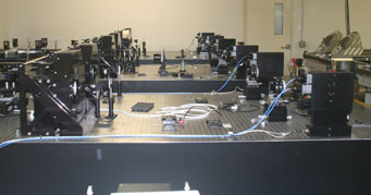 CHARA optical lab