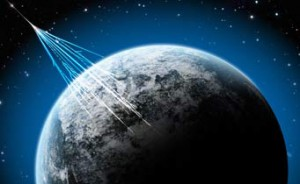 Cosmic ray shower