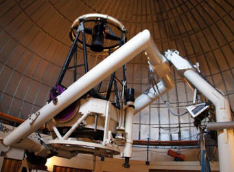 The 1.5-meter Catalina Sky Survey telescope on Mt. Lemmon
