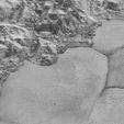 dunes on pluto