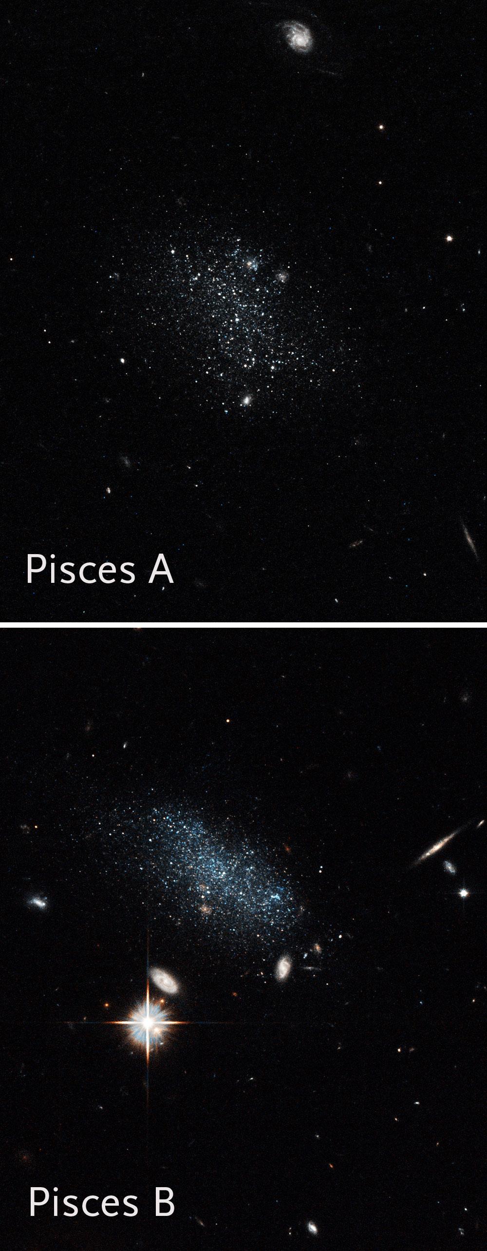 dwaf galaxies