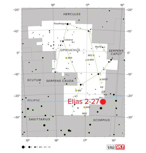 Elaias 2-27 star chart