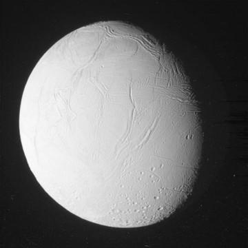 Enceladus on 28 October 2015