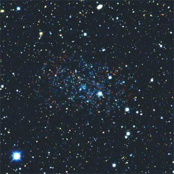 Eridanus II ultra-faint dwarf galaxy
