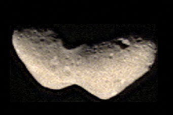 Eros seen close-up