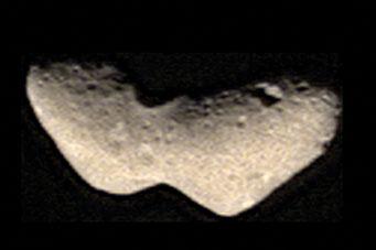 Eros seen close-up