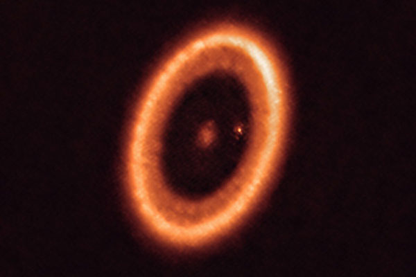 the PDS 70 circumstellar disk