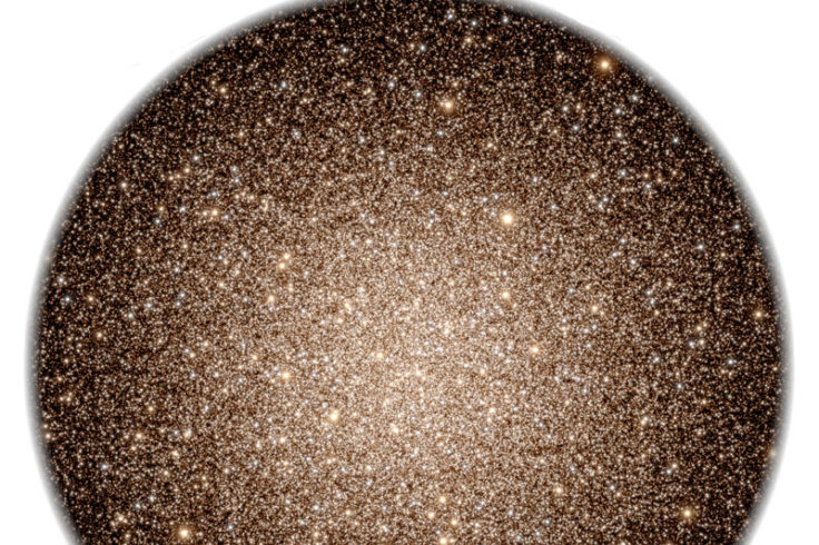 globular cluster IMF01 at 12 Gyr