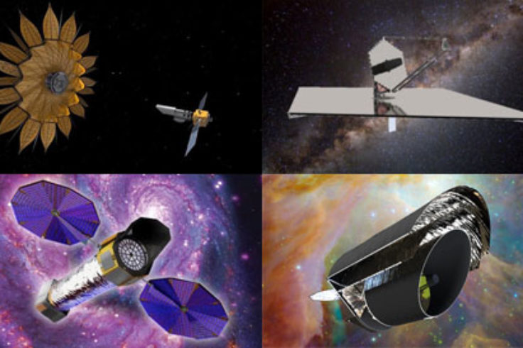 Decadal survey large mission concepts