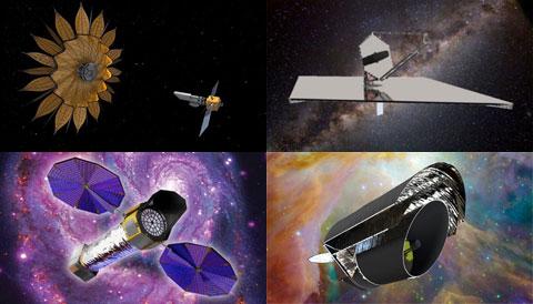Decadal survey large mission concepts