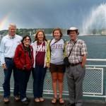 The Authors at Lake Geneva