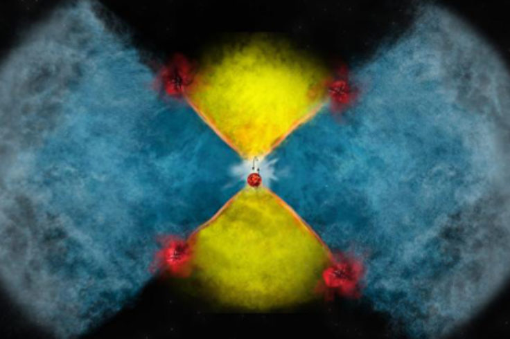 gamma-ray-producing nova