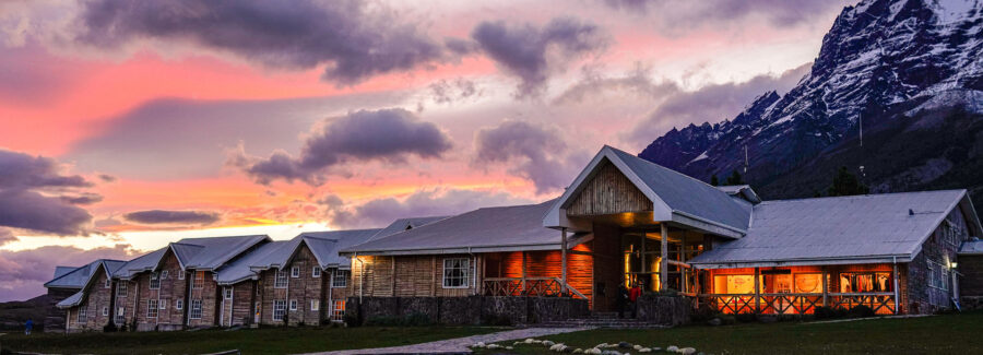 Hotel Las Torres in Chile's Patagonia