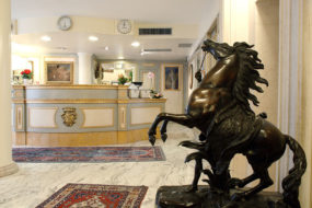 Hotel Majestic Toscanelli Padua