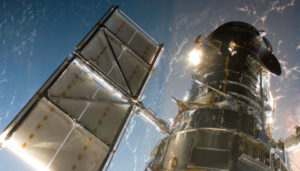 Picture of Hubble Space Telescope