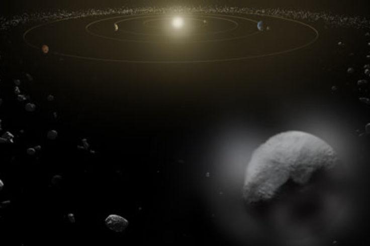 illustration of Ceres