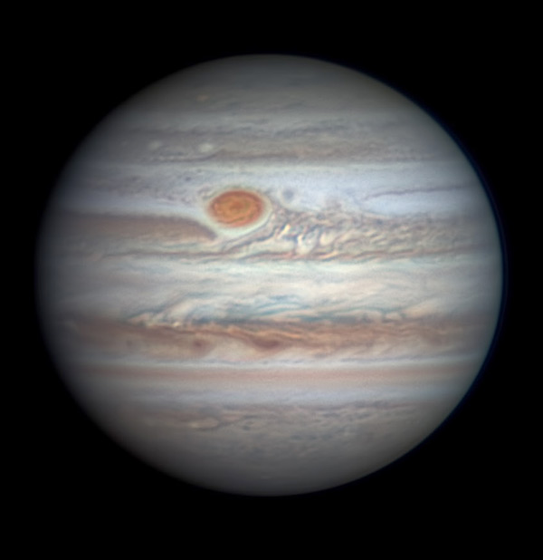 Jupiter on March 18, 2018