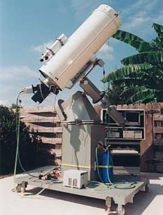 Telescope and Spectrograph