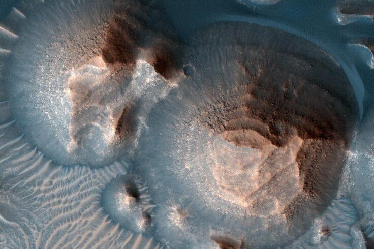 Arabia Terra from orbit