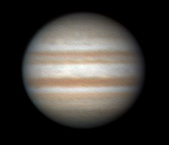 Jupiter on March 16, 2009