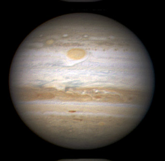 Jupiter on October 13, 2010