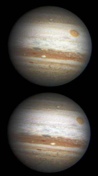 Jupiter on June 25, 2010