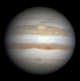 Jupiter on June 8, 2011