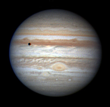 Jupiter on May 24, 2008