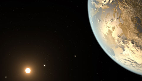 Earth-size planet Kepler-186f