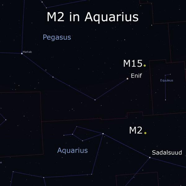 M2 in Aquarius