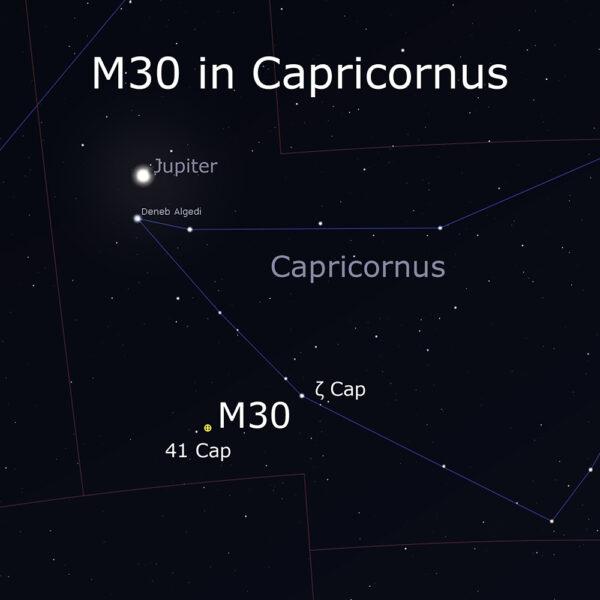 M31 in Capricornus